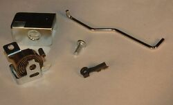 1965-67 Choke Kit On Intake Holley Chevelle Fs 3139 3140 3419 3420 3836 3837 And