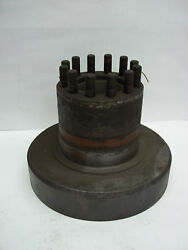 182892 Hyster Drive Gear Off Of S50c Forklift Bull Gear Used Forklift Parts