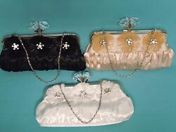 Evening Bags Clutch with metal frames $25.50