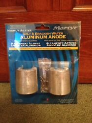 Martyr Highly Active Salt And Brackish Water Aluminum Anode