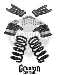 Mcgaughys Ford F150 1997-2003 2/4 Lowering Kit 70001