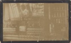 Vintage Photograph Of Soda Fountain And/or Saloon Tap Bar - East Liverpool, Ohio