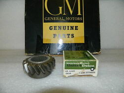 Nos Gm Transmission Reverse Idler Gear 1960-63 Corvette With 4 Speed T10