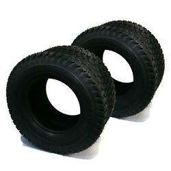 Pack Of 2 Oem Kenda Turf Tire 24x12.00x12 For Stens 165-404 And Carlisle 511409