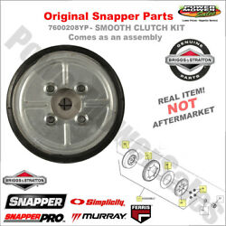 Snapper Smooth Clutch Kit / Drive Disc Assembly / 7600136yp 7600208yp
