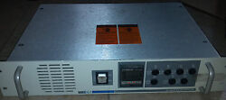 Esi P/n 138035 Tec Low Voltage And Control 9800 For Esi Laser Systems
