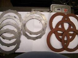 1964-1967 Super Turbine 300 Auto Trans Set Front Clutch Friction And Steel Plates