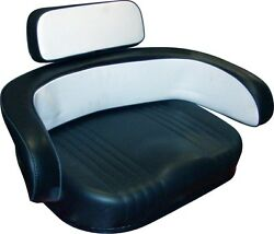 351880r92 Seat Cushion Kit For International 706 806 856 1066 1456 ++ Tractor