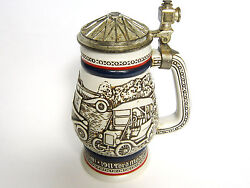 Collectibles Vintage Beer Ceramic Stein Mug Limited 1979 Edition