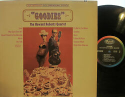Howard Roberts - Goodies Capitol St 2400 With Summer Wind More