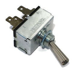 New Pto Switch Power Take Off 2 Positions 5 Terminals Lawn Mower Garden Tractor