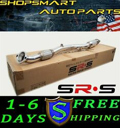 Srs 02-06 Sentra 2.5l Ser Spec V Stainless Exhaust Downpipe For Header