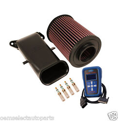 Oem New Ford 2013-2014 Focus Calibration, Spark Plugs And Cold Intake M9603afst