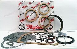 Turbo 200 TH200C Transmission Rebuild Kit 1976 1987 with Clutches and Band GM $99.90