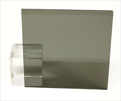 Plexiglass Sheets - Smoked And Yellow In Various Sizes And Thicknesses