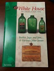 Antique White House Glass Vinegar Bottles Etc Id And Price Guide