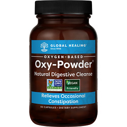 Oxy-powder Colon Cleanser And Natural Laxative Overnight Constipation Relief Pills
