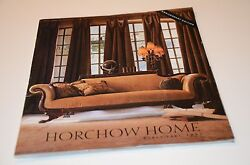 Horchow Home Mail Order Catalog 1997 Anniversary Edition Furniture Prints