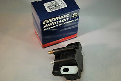 New Johnson Evinrude Oem Outboard Coil 582508 Brp/omc
