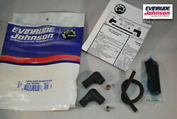 New Johnson Evinrude Oem Outboard Spark Plug Lead Wire 582365 Brp/omc