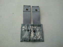Lot 25 Acu Army Molle Ii Double 40mm Grenade Pouch Sds New