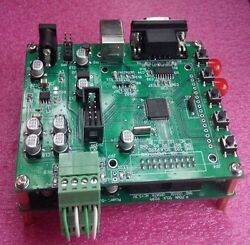 1 Pc Ad9958 Two Channels Dds Signal Generator Module V2 Version