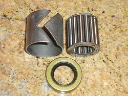 Ford Flathead And Model A Torque Tube Driveshaft Bearing Sleeve And Oil Seal Set