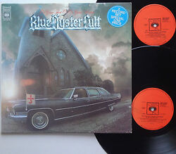 Blue Oyster Cult On You Feet Or On Your Knees Lp Promo '75 Australia Vinyl Rare