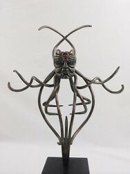 Han Vo Sculpture Collection Signed Bronze From The Head Planet One Of A Kind