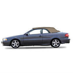 Volvo C70 Convertible Soft Top Replacement And Glass Window 1999-06 Beige German