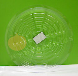 CLEAR 12quot; inch SAUCER 3 5 10 25 Pack Reuseable Sturdy Plant Pot Tray Pan