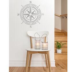 Compass Bearing Stencil Large Stencil For Diy Walls Decor Painting Art