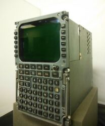 Boeing 737 Control Display Unit As-removed P/n-166891-01-01