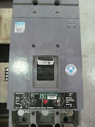 Westinghouse Hmcg3800f 800 Amp 3 Pole 600 V With 800 Amp Trip With Ground Fault