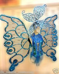 Da NeeNa C525 Grand Butterfly Wings Princess Headdress Angel Wings Costume Set