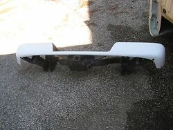 Truck Bumper With Receiver Hitch