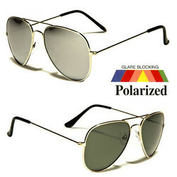 Men Polarized Sunglasses Mirror Driving Aviator Outdoor Sports Eyewear Glasses $10.99