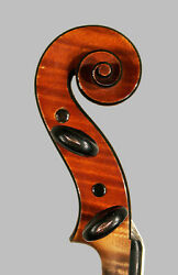 A very fine French certified violin made by H.C. Silvestre 1888.