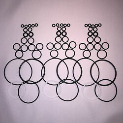 4 Sets O-ring Fits Graco Fusion Air Purge Ap Will Beat Anyoneand039s Listed Price 😄