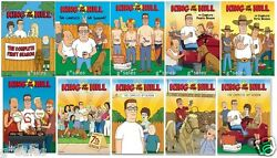 King Of The Hill Tv Series Complete Season 1-10 Brand New 29-disc Dvd Set