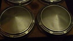 Dodge Plymouth Mopar Police/musclecar Style Hubcaps Set Of 4