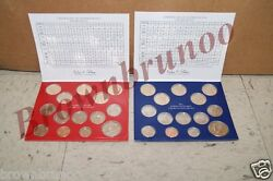 2015 United States Mint Uncirculated Coin Set 28 Coins Philadelphia And Denver Pandd