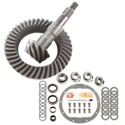 Richmond Excel 3.42 Ring And Pinion And Master Install Kit - Fits Gm 8.5 10 Bolt