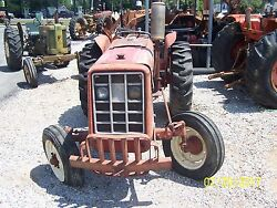Case International /international 354 Gas Tractor Parting Out