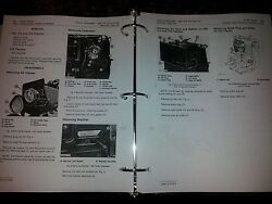 New John Deere 300 312 314 And 316 Hydrostatic Tractor Service Manual Sm 2104