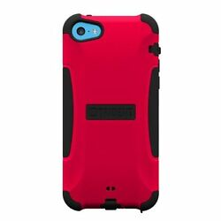 Trident Case Ag-apl-iph5c-red Aegis For Apple Iphone 5c Retail Packaging - Red