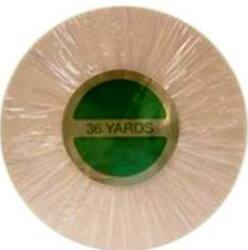 3m Clear 1522 1 X 36 Yds. Medical Tape Roll Hairpiece Wig Toupee Hair