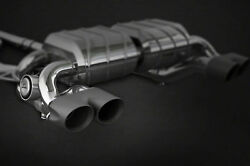 Capristo BMW M3M4 (f80f82f83) Valved Exhaust with Remote & Ceramic Tips