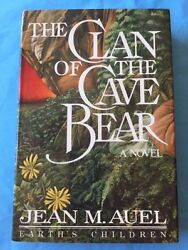 The Clan Of The Cave Bear First Edition By Jean M. Auel