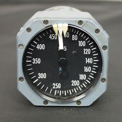 A320 Airbus Airspeed Indicator As-removed P/n-64050-866-1